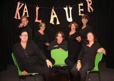 Die Kalauer