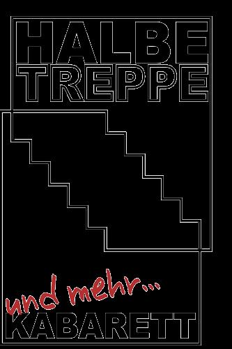 Logo Halbe Treppe