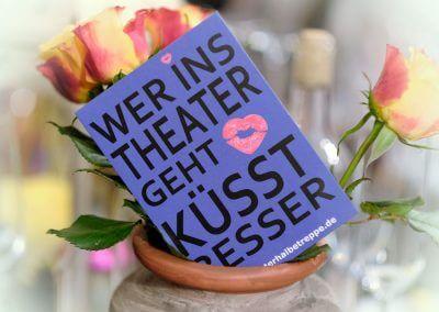 Postkarte-Theater
